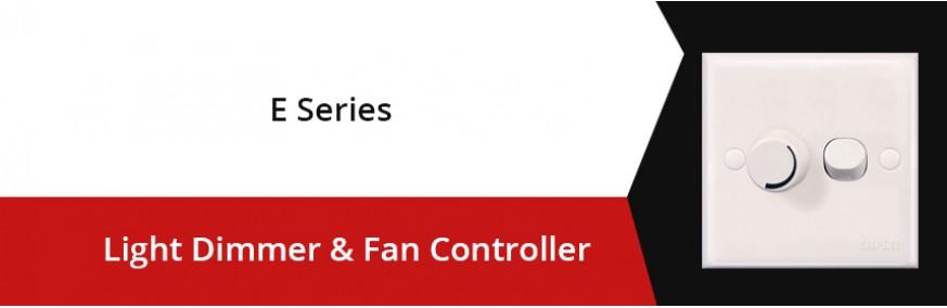 Light Dimmer & Fan Controller