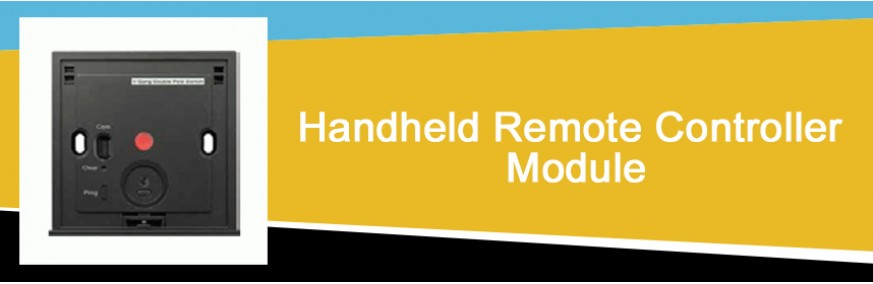 Handheld Remote Controller Module