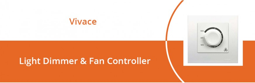 Light Dimmer & Fan Controller