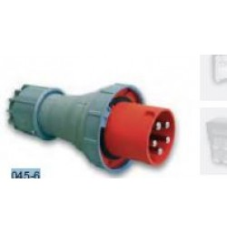 125 Amp 5 Pole Plug IP67
