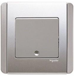 10AX 250V 1 Gang 1 Way Switch Vertical