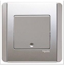 10AX 250V 1 Gang 2 Way Switch Vertical