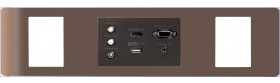 MAP Panel Base Unit with HDMI/USB (False Wall)