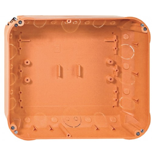 """Flush‑mounted mounting box for IP touch panel 10"""""""