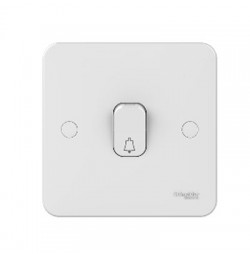 2W Retractive Switch Plate - Bell