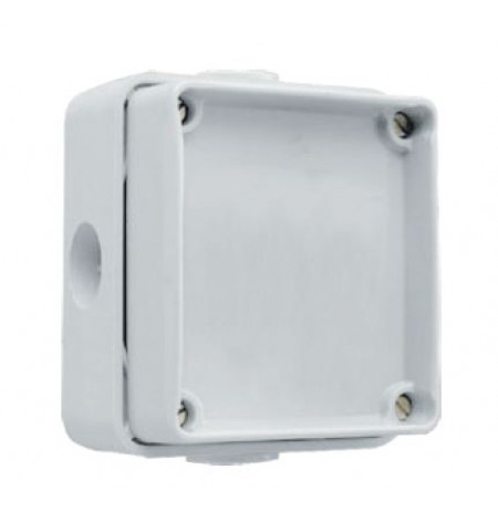 IP66 1 Junction Box (88(L) x 78(W) x 53(D)mm)