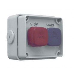 10A 440v Stop Button Station