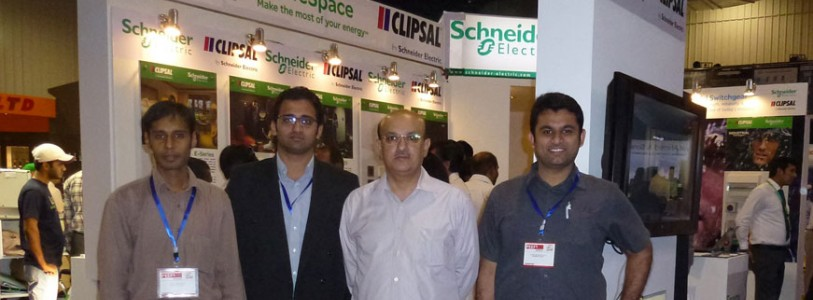 Clipsal Pakistan (Pvt) Ltd is Participated PEEF at Expo Center