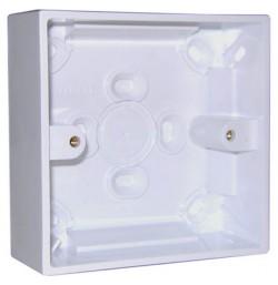 1 Gang Surface Box (87 x 87mm)