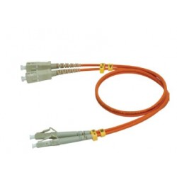 Optic Patch Cord LCd/SCd , 3 m