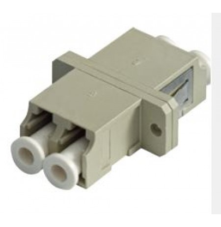 LC Duplex Adapter rect MM