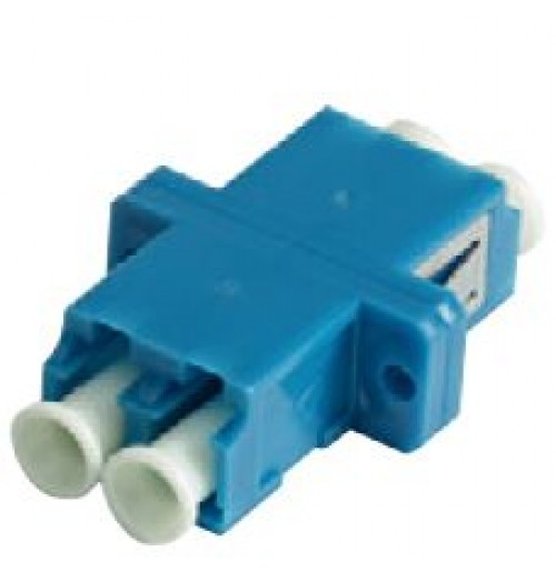 LC Duplex Adapter rect SM